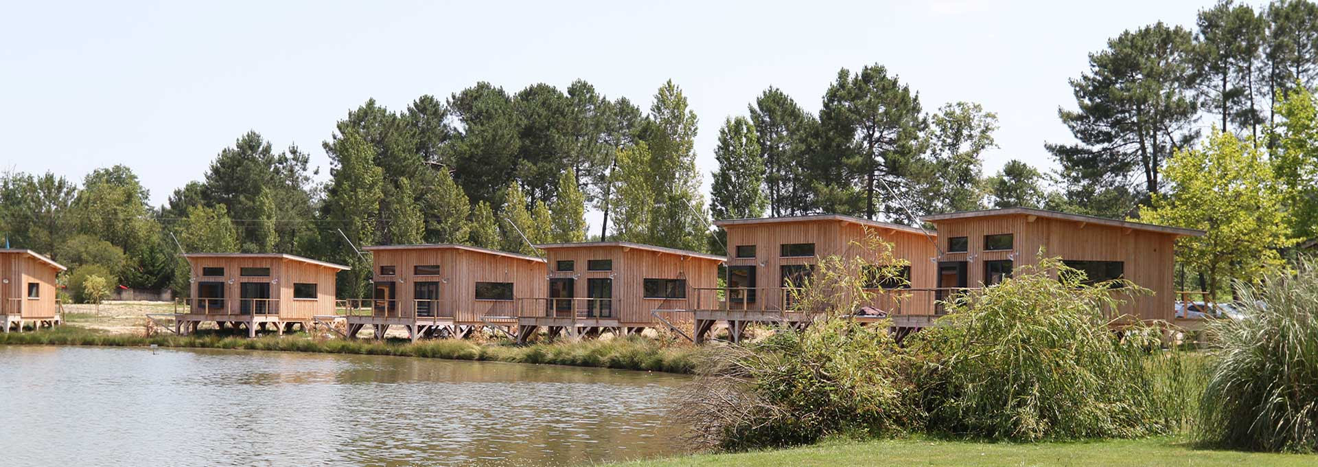 ecolodge golf bordeaux gironde 33