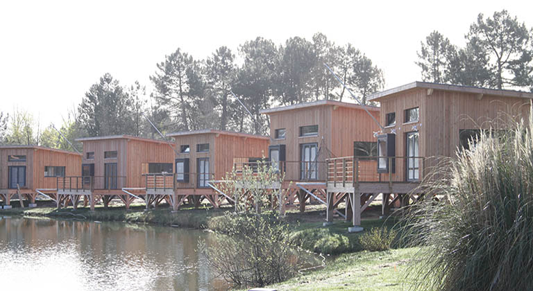 ECOLODGES A BORDEAUX
