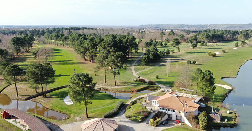 golf bordeaux gironde